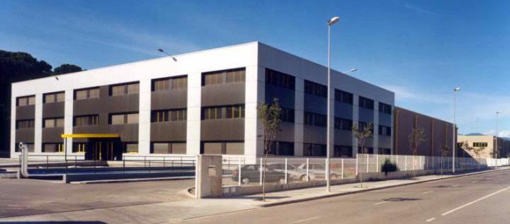 Edificio para Prologis